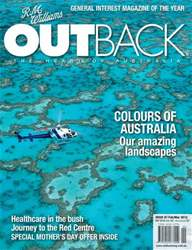 OUTBACK 81 issue OUTBACK 81