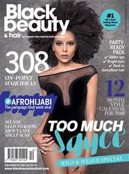 Black Beauty & Hair – the UK's No. 1 black magazine issue Black Beauty & Hair December/January 2017/18