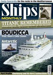 Ships Monthly March 2012 issue Ships Monthly March 2012