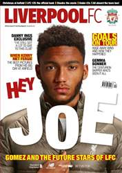 Liverpool FC Magazine issue Dec-17