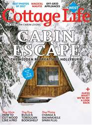 Cottage Life West issue Winter 2017