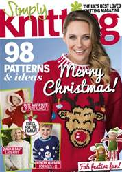Simply Knitting issue Issue 166