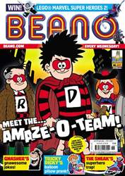 The Beano issue 18th November 2017