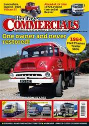 Heritage Commercials Magazine issue December 2017