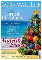 Cornwall Life issue Dec-17
