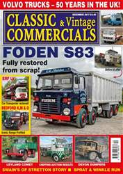 Classic & Vintage Commercials issue December 2017