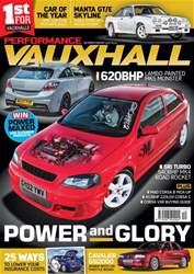 Performance Vauxhall issue December/January 2018