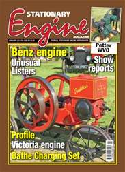 Stationary Engine issue January 2018