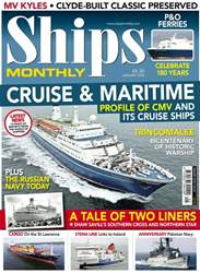Ships Monthly issue January 2018