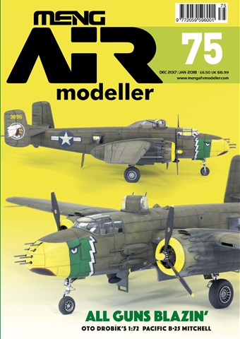 Meng AIR Modeller issue 75