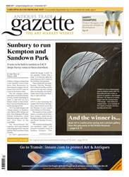 Antiques Trade Gazette issue 2317