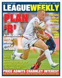 League Weekly issue 800