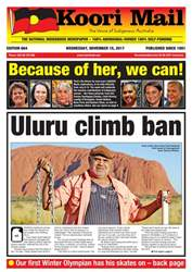Koori Mail issue 664
