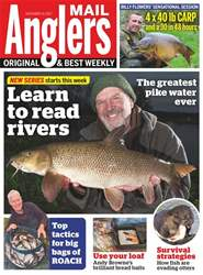 Anglers Mail issue 14th November 2017