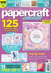 Papercraft Essentials issue Issue 153