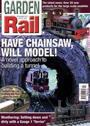 Garden Rail issue December 2017