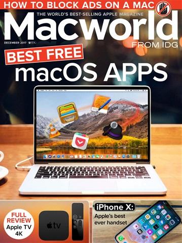 Macworld UK issue December 2017