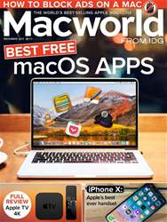 Macworld UK issue December 2017