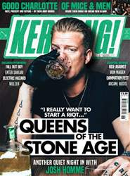 Kerrang issue 15/11/2017