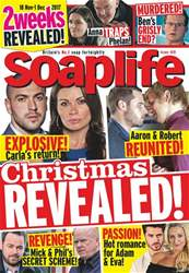 Soaplife issue 18th November 2017