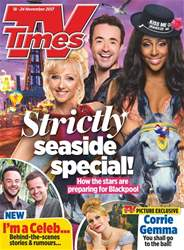 TV Times issue 18th November 2017