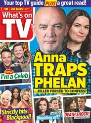 What's on TV issue 18th November 2017