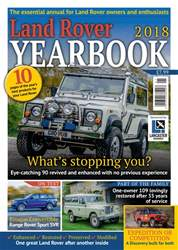 Land Rover Yearbook 2018 issue Land Rover Yearbook 2018