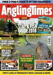 Angling Times issue 14th November 2017