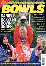 Bowls International issue   December 2017