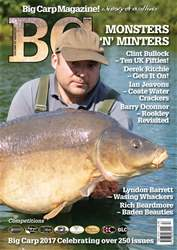 Big Carp Magazine issue Big Carp 257