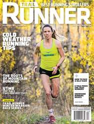 Trail Runner Magazine Cover