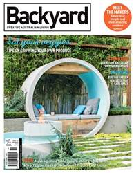 Backyard issue Issue#15.4 2017