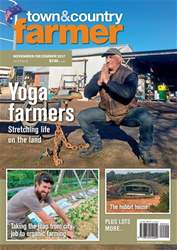 Town & Country Farmer November / December 2017 issue Town & Country Farmer November / December 2017