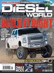 Diesel World issue January 2018