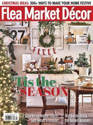 Flea Market Décor issue Jan/Feb 18