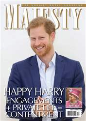 Majesty Magazine issue December 2017
