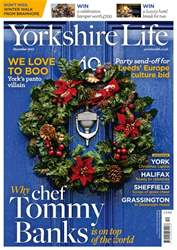 Yorkshire Life issue Yorkshire Life