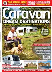 Caravan | DOG SPECIAL ISSUE | Dream Destinations - December 17  issue Caravan | DOG SPECIAL ISSUE | Dream Destinations - December 17