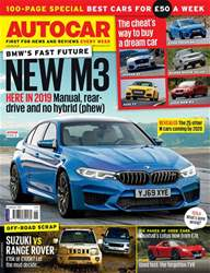 Autocar issue 15th November 2017