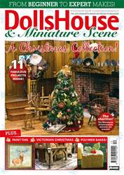 Dolls House and Miniature Scene issue December 2017 (283)