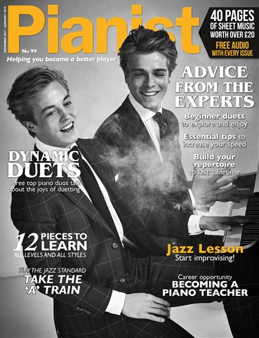 Pianist issue December 2017-January 2018
