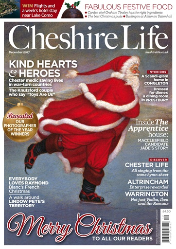 Cheshire Life Digital Issue