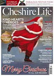 Cheshire Life issue Dec-17