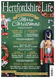 Hertfordshire Life issue Dec-17