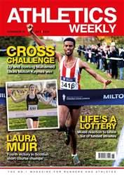 Athletics Weekly issue Athletics Weekly