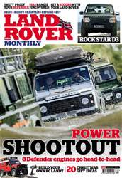 Land Rover Monthly issue January 2018