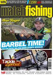 Match Fishing issue December 2017