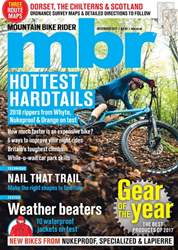 Mountain Bike Rider issue December 2017