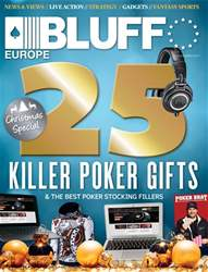 Bluff Europe issue November 2017