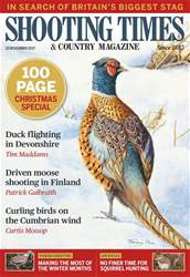 Shooting Times & Country issue 15th November 2017
